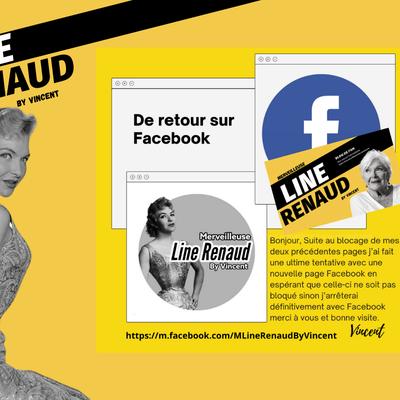 INFO BLOG : Bienvenue sur la Nouvelle Page Facebook