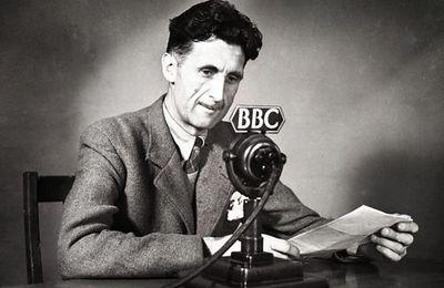 Orwell, un auteur de guerre froide