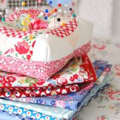 A Little Pin Cushion 'How-To' - MessyJesse