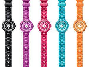 http://soyonsfutiles.com/2013/12/23/montres-flik-flak/ -- http://heymeuf.com/2013/12/flik-flak-montre-enfants/