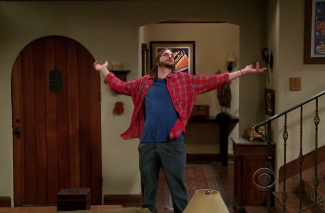 Critiques Séries : Two and a Half Men - Quand Chuck Lorre conchit Charlie de nouveau...