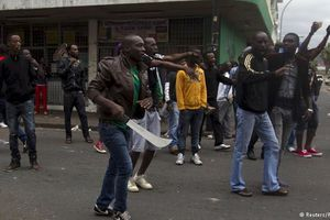 Afrophobia in South Africa