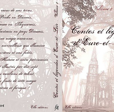 Contes et Légendes d'Eure-et-Loir Tome 2
