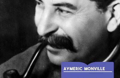 """Article dans « Liberté Hebdo » sur le livre d'Aymeric Monville """"Et pour quelques bobards de plus. CONTRE-ENQUÊTE sur STALINE et l'UNION SOVIÉTIQUE"""""""