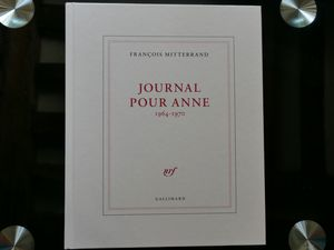 Journal pour Anne 1964-1970