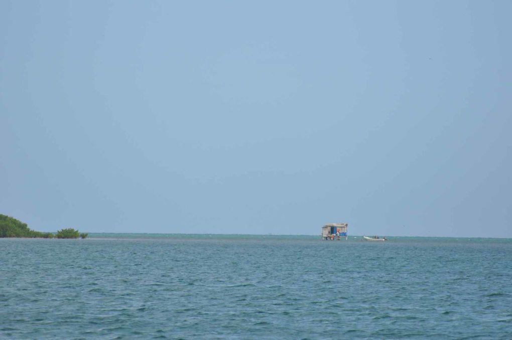 Pêcheurs à Watercay