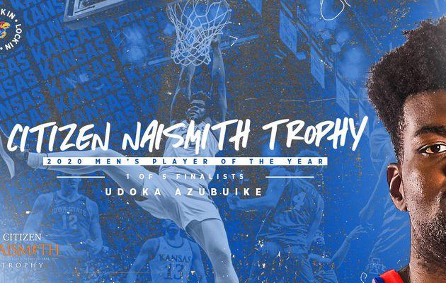 NCAA : Udoka Azibuike finaliste pour le trophée Naismith du meilleur joueur national de l'année