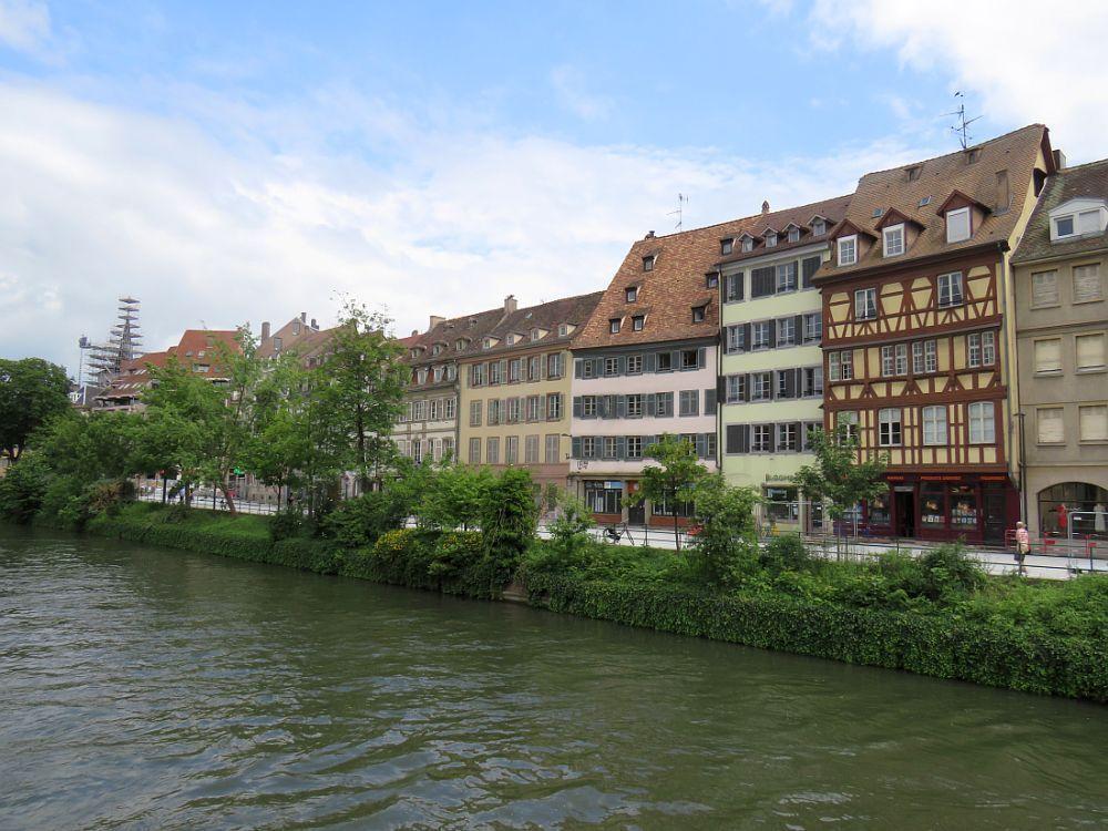 STRASBOURG Capitale de l'Europe et de l'Alsace