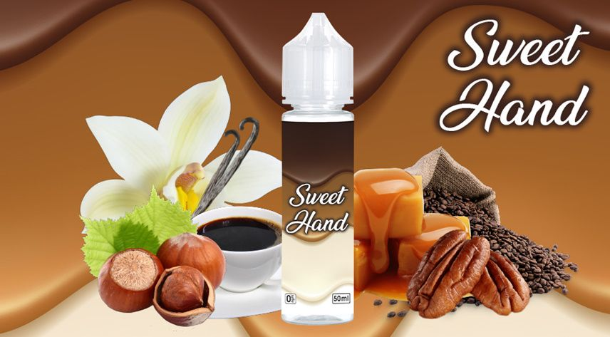 Test - Eliquide - Sweet Hand de chez Bio Concept