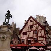 À la découverte de Dijon du vendredi 14 avril au lundi 17 avril 2017. - MES BONS PLANS EN CAMPIG-CAR