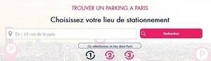 Les parkings à petits prix à Paris