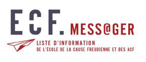 ECF - Communiqué du Directoire - Annulation Journées FIPA et CERA