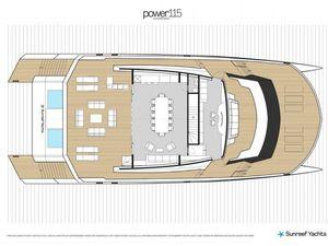Les 6 premières images du tout nouveau super-yacht 115 Sunreef Power