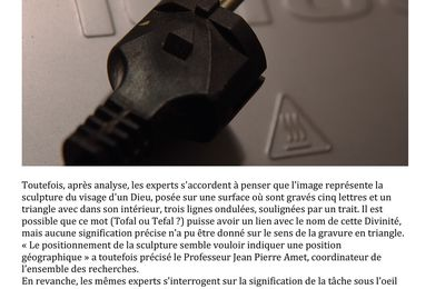 Informations en provenance du Futur