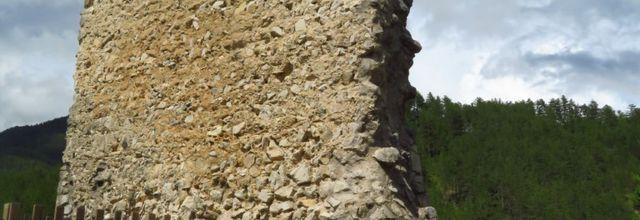 Les Tours de Rochebrianne / Balade dans la Drôme