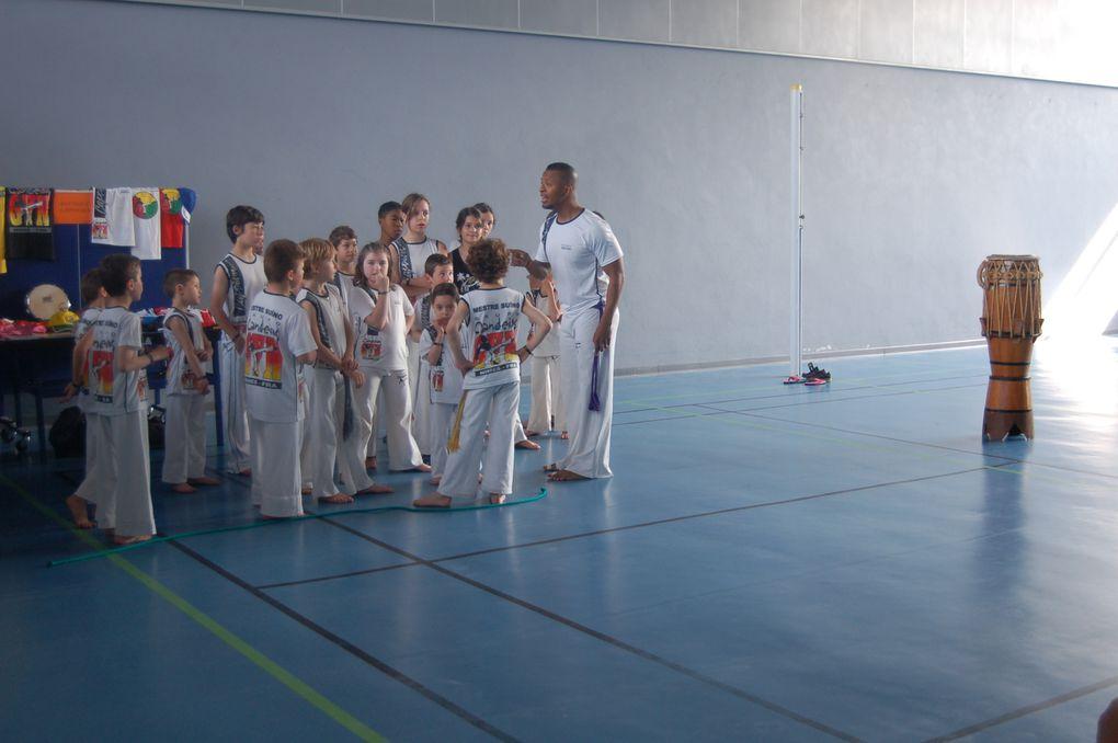 Baptême Capoeira 2010