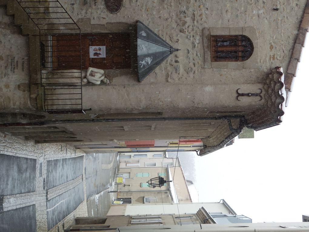 Tournon-sur-Rhône et Tain L'Hermitage
