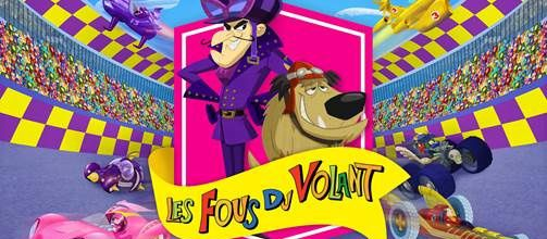 """La série animée """"Les fous du volant"""" de retour en septembre sur Boomerang"""