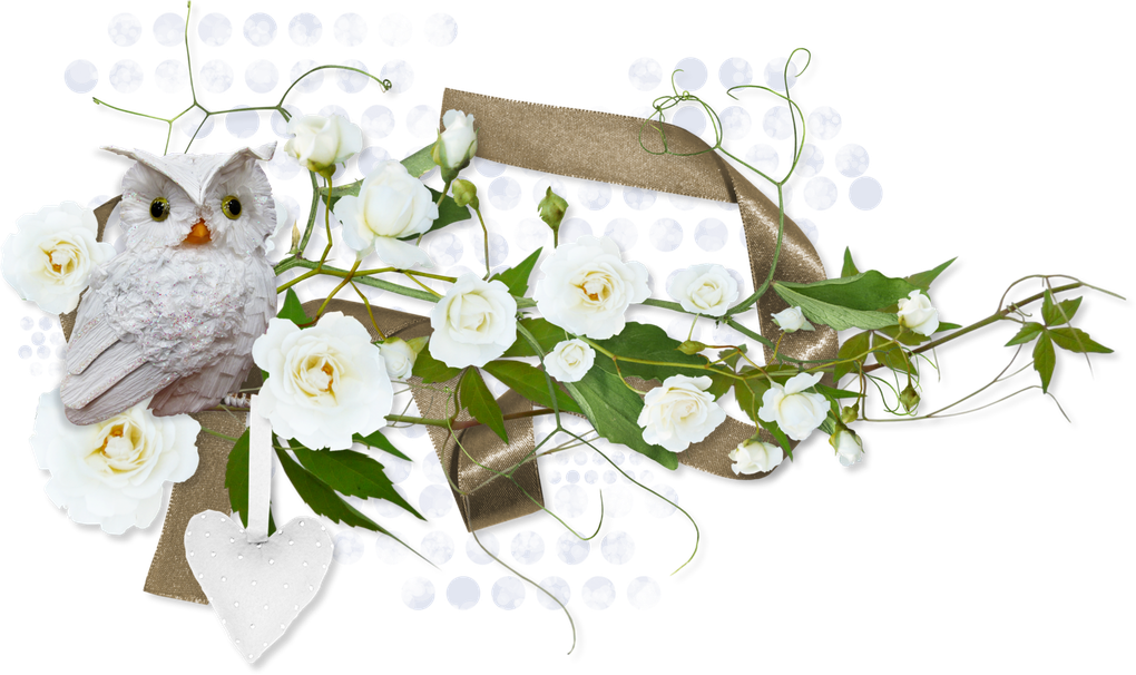 """Kit de scrapbooking """" Pure Heart """" (Clusters and Masks)"""