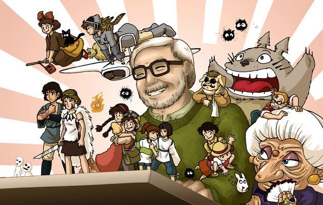 Cycle Miyazaki en avril sur ARTE