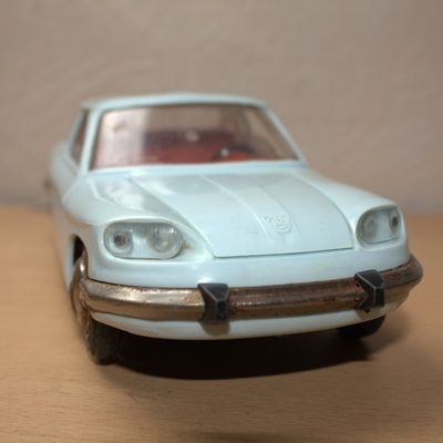 Joustra - Panhard 24 CT à friction