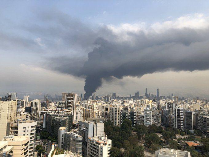 Liban : Les catastrophes s'enchainent