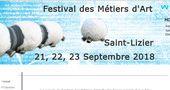 Festival des métiers d'art Saint-Lizier - Accueil