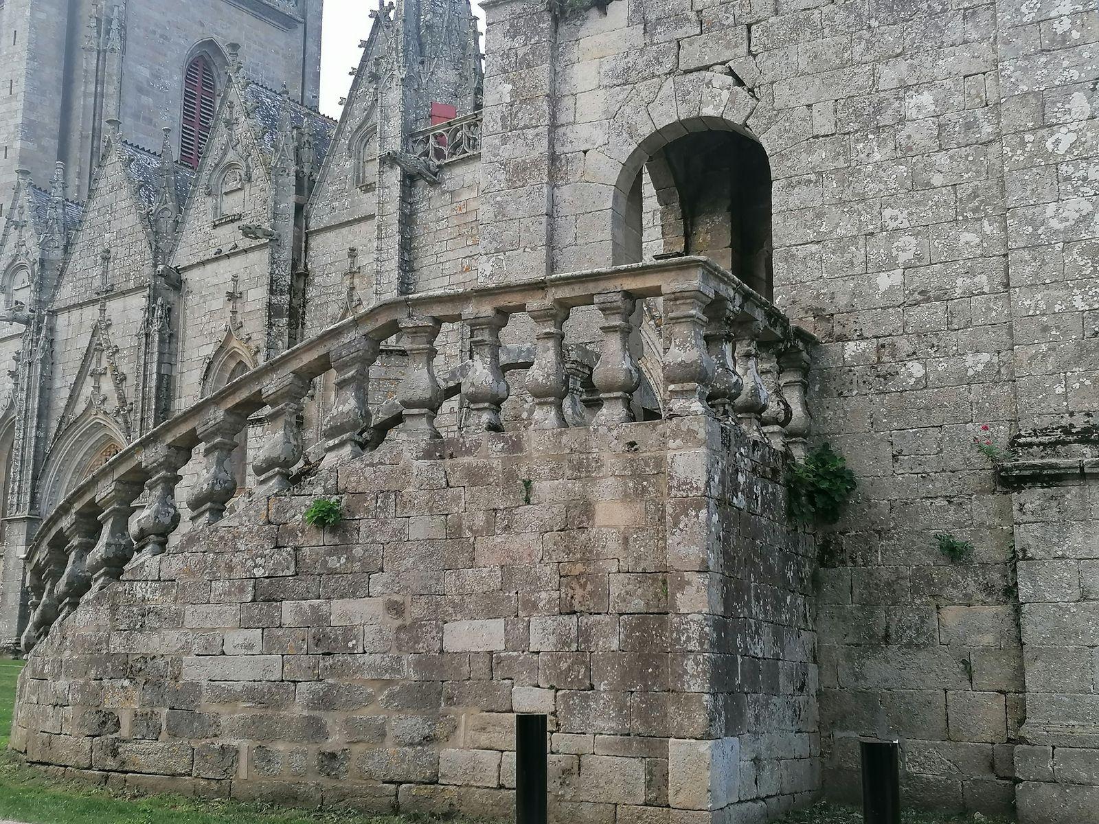Chapelles en Morbihan et autres ...Il est 08h16, nous sommes le 17 Septembre 2021