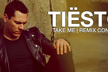 Tiësto - Take me, remix contest - the winner is...