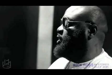 "Un cadeau : Rick Ross & Raphael Saadiq in the studio - Making off ""All The Money In The World"""