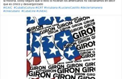 La chaîne de télévision d'Etat cubaine censure le documentaire Girón, de Manuel Herrera Reyes