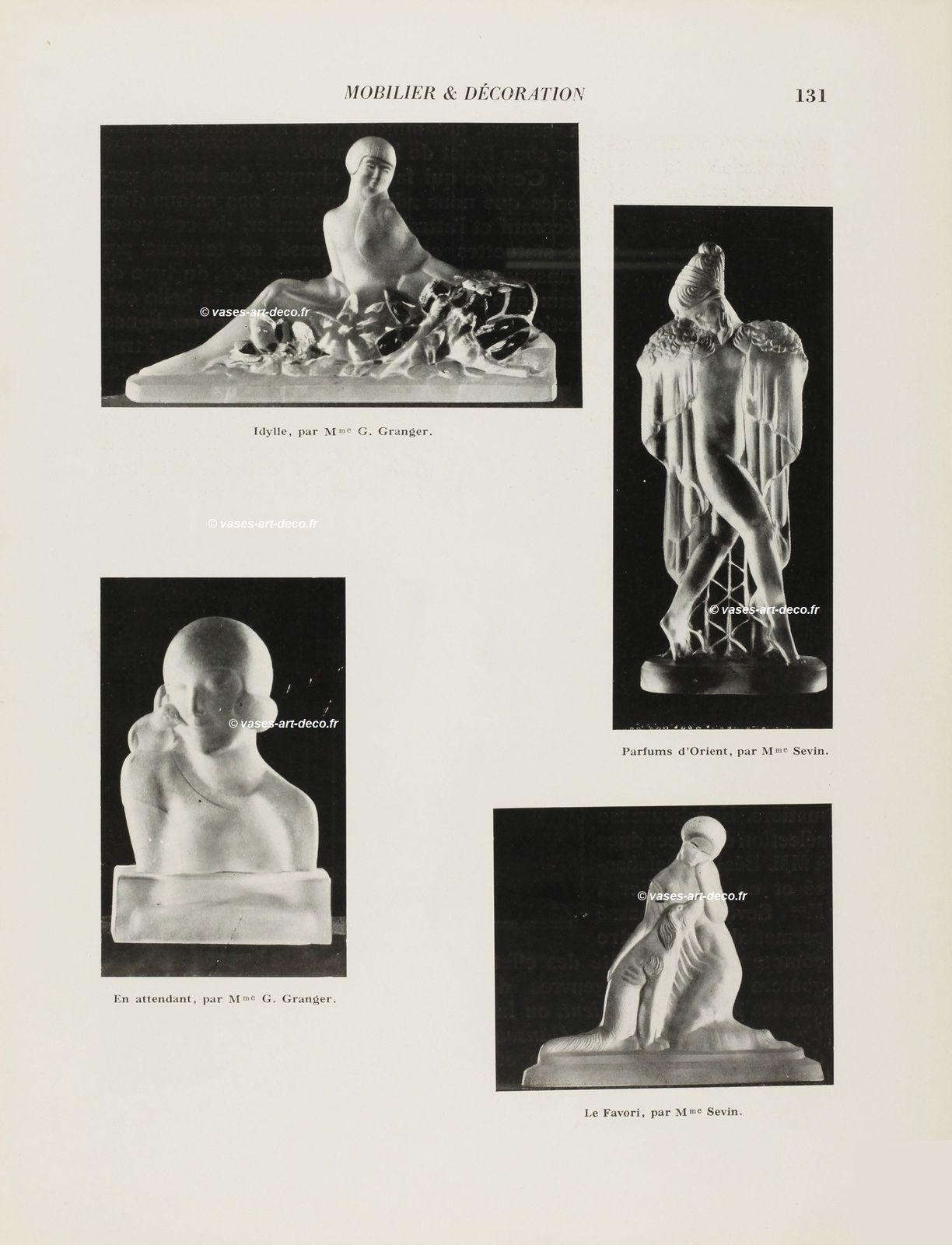 Mobilier et Décoration Mars 1932 p. 131