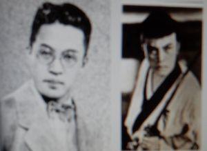 Denjiro Okochi (photos du net)