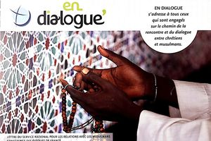 En Dialogue : la lettre d'information publiée par le Service national pour les relations avec les musulmans (SNRM) de la Conférence des évêques de France (CEF)