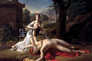 Pyrame et Thisbé / Roméo et Juliette par Hugo, Lucas et Maxime