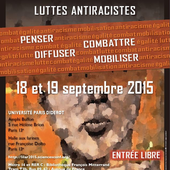"19 sept.: Colloque "" Luttes de l'immigration, Luttes antiracistes "" / Paris 13e"