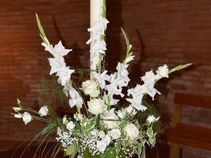 Créer des bouquets de fleurs pour l'église, ça vous dit ?