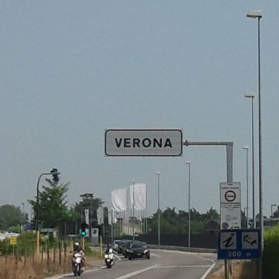 Tag 11: Gardasee bis Verona