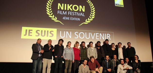 NIKON FILM FESTIVAL, 4EME EDITION !