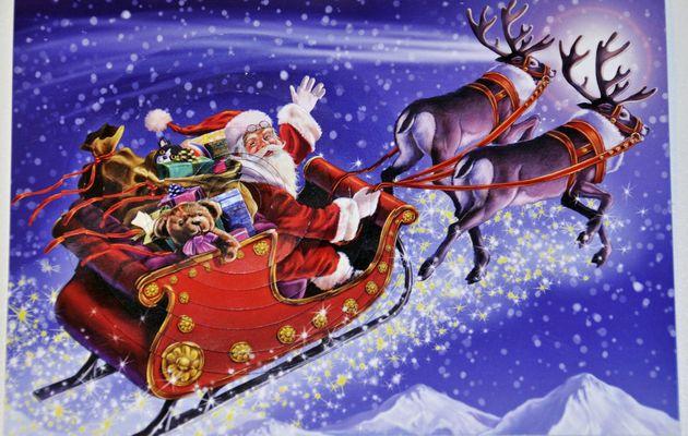 Joyeux Noël à toutes à et tous !!!