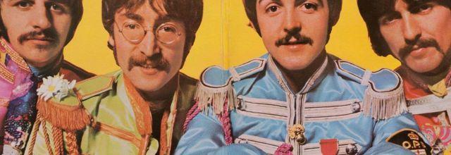 Sgt. Pepper des BEATLES a 50 ans !