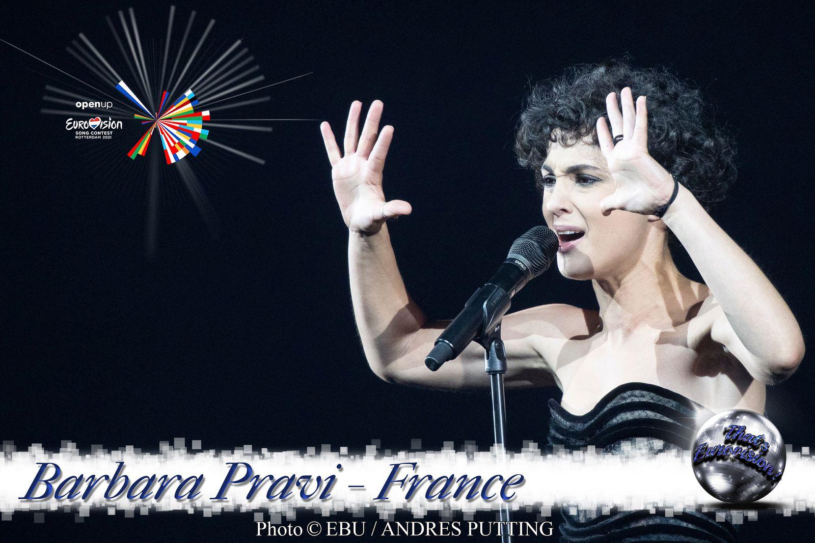 Barbara Pravi - C'est ce soir ! (France 2021)