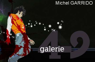 Vernissage de l'Exposition de Photomontages de Michel GARRIDO