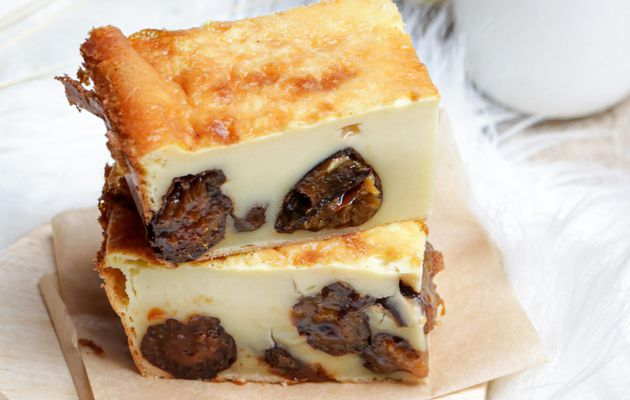 Le vrai far breton aux pruneaux