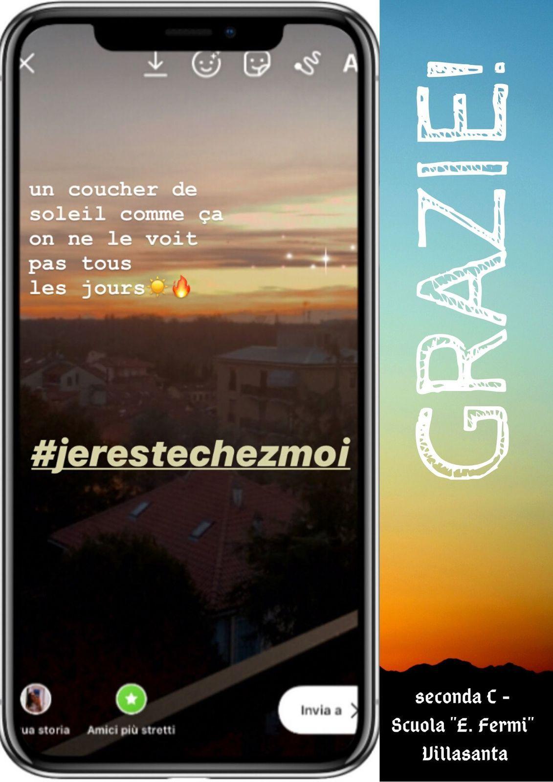 #jerestechezmoi