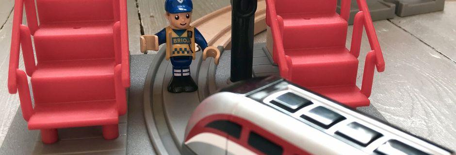 NOËL 2017 : Brio le Train Hyper Connecté !