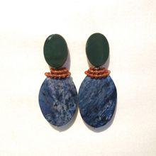Boucles d'oreilles clip. Bijoux de créateurs Paris