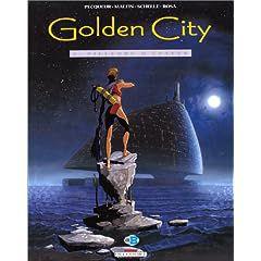 Golden City - Pecqueur, Malfin et Schelle