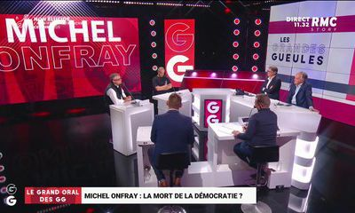 Michel Onfray - Les Grandes Gueules (RMC BFM TV) - 25.06.2021
