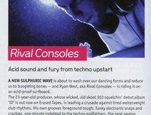 Rival Consoles – Spektakuläres Geklöppel